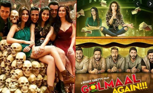 Which Is Bigger Comedy Brand Housefull Or Golmaal