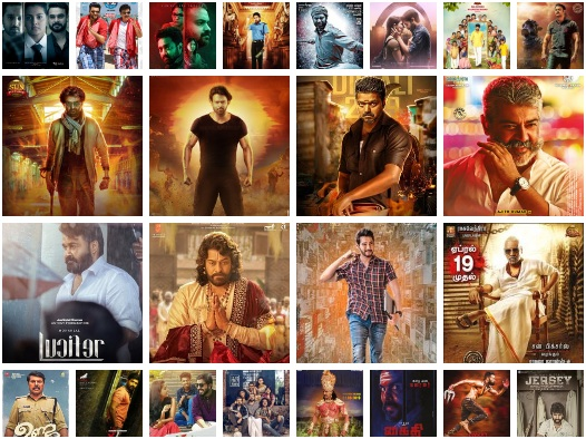 Most Loved South Indian Movies Of 2019