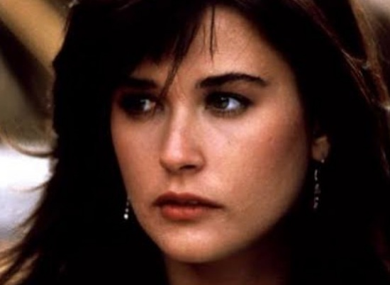 Demi Moore Unseen Pictures