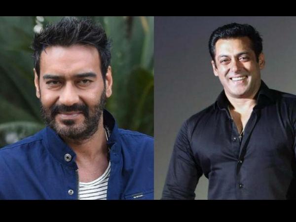 Salman Khan & Ajay Devgn Together In Rohit Shetty's Next