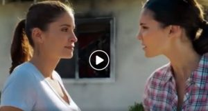 Talia & Kensi Fiery Interaction From NCIS Los Angeles Series