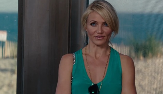 Funny Scene Of Cameron Diaz In The Other Woman