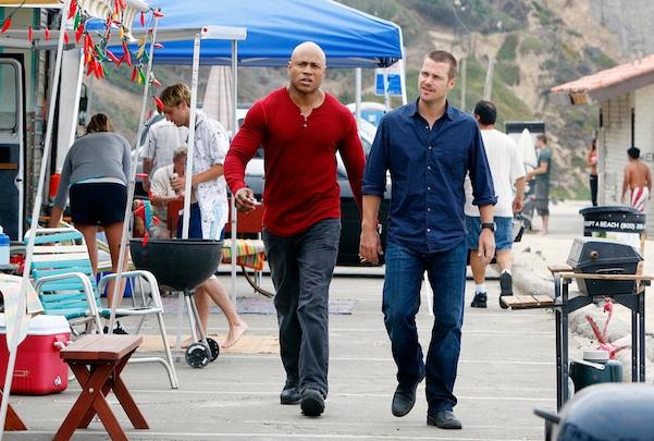 Missed Conversation Between Sam & Callen From NCIS Los Angeles Series