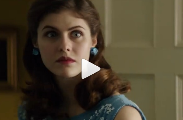 Latest Outfits Of Alexandra Daddario