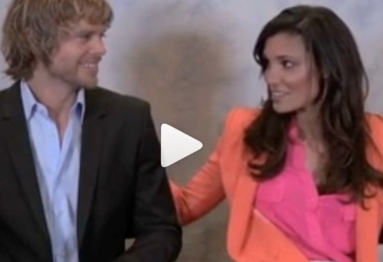 Unseen Densi Interview From NCIS Los Angeles Series