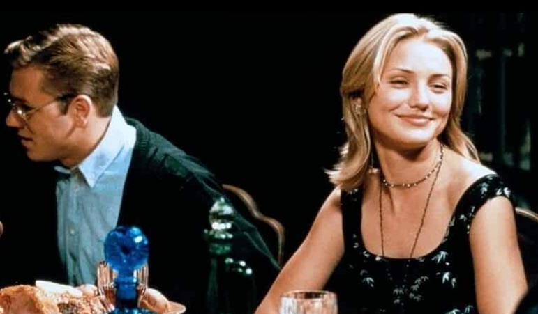 Unseen Images Of Cameron Diaz From The Last Supper