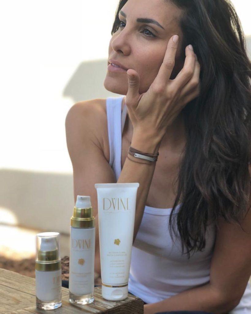 Daniela Ruah Beauty Tips