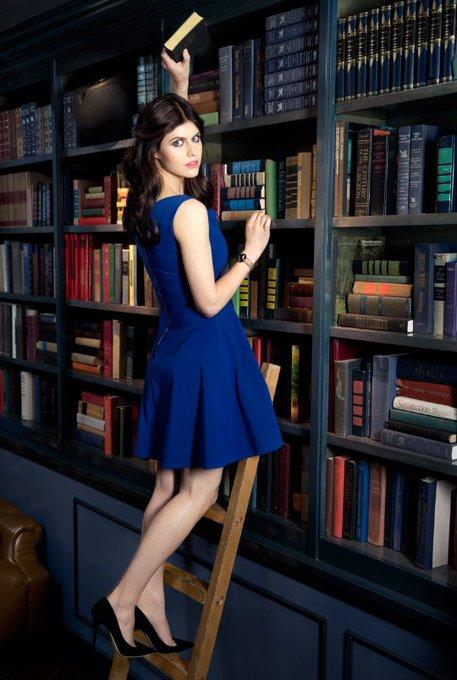 Unnoticed Glorious Photoshoot Of Alexandra Daddario