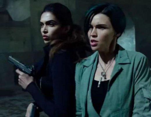Ruby Rose Supports Deepika Padukone