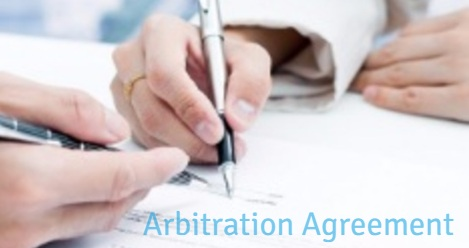 Full Definition Of Arbitration Agreement Along With Composition & Jurisdiction Of Arbitral Tribunal