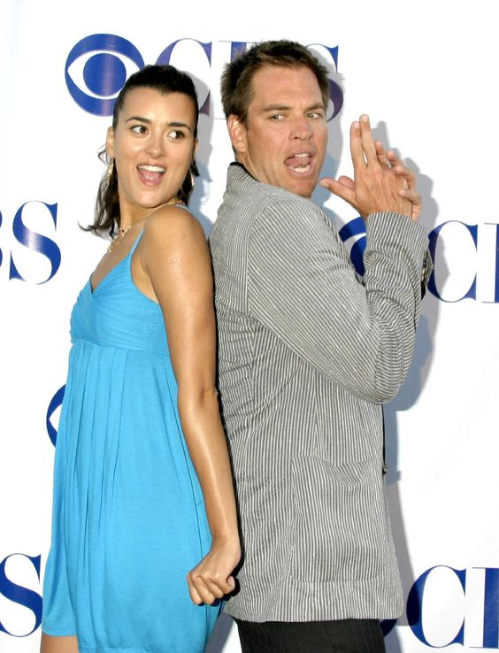 Who is ziva married to in real life