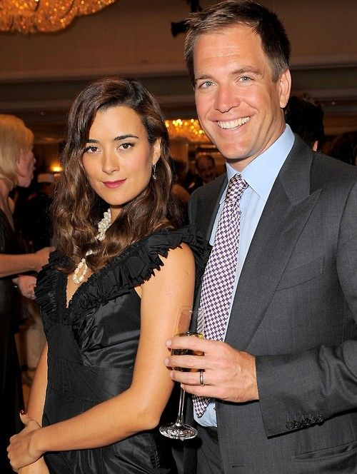 Life who in to is real married ziva NCIS Cast's