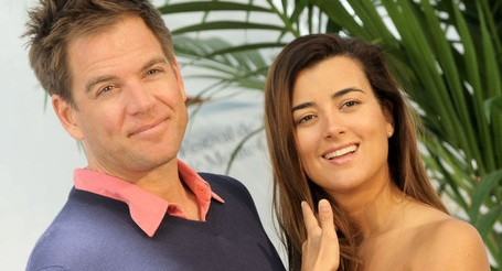Is Cote De Pablo Married To Michael Weatherly