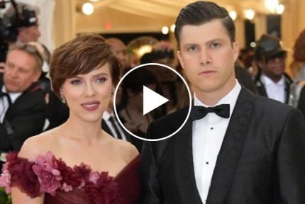 Scarlett Johansson Married To Colin Jost Secretly
