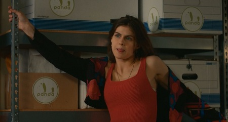 Unrevealed Striking Pictures Of Alexandra Daddario