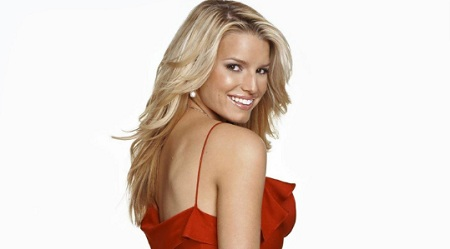 Unrevealed Catchy Pictures Of Jessica Simpson