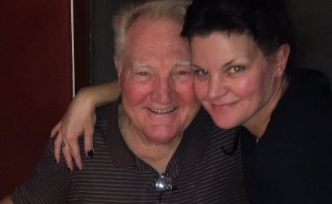 Pauley Perrette Celebrates Her Father's 85th Birthday With A Touching Note