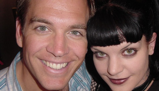 5 Unseen Moments Of Pauley Perrette & Michael Weatherly Together Beside NCIS Series