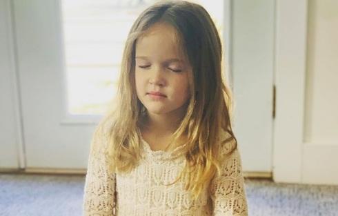 5 Minutes Meditation For Kids