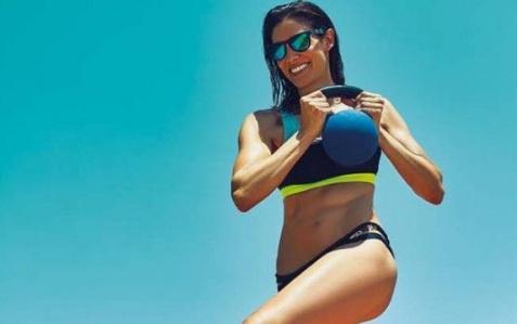 Swimsuit Pictures of Daniela Ruah