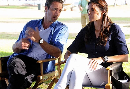 New Classic Pictures Of Daniela Ruah From NCIS Hawaii Five O