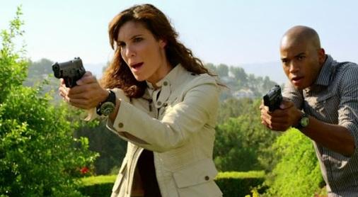 Daniela Ruah's Partner Before Deeks In The NCIS Los Angeles Series